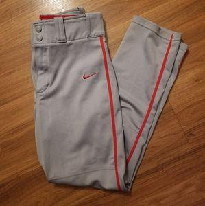 Nike Dri Fit Baseball Pants Size Large